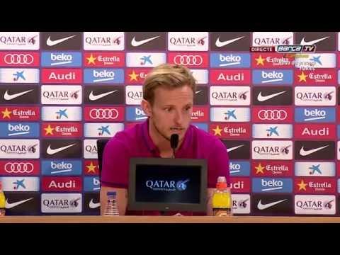 Rueda de prensa de Ivan Rakitic (20/05/2016)