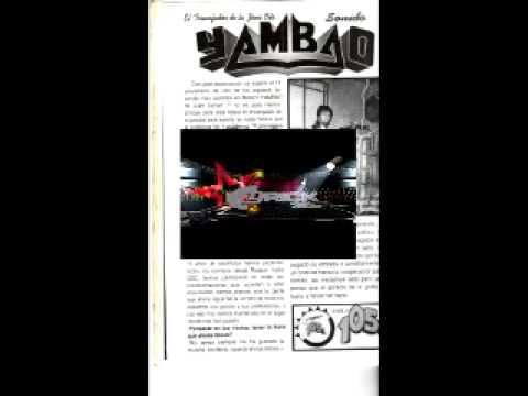YAMBAO AÑO 1997 COL CTM PACHUCA HGO
