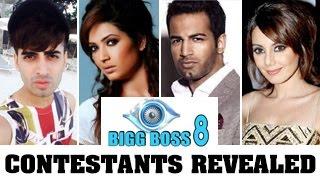 Bigg Boss Season 8 CONFIRMED Contestants | Bigg boss 8 21st September 2014 Full Episode Day 1