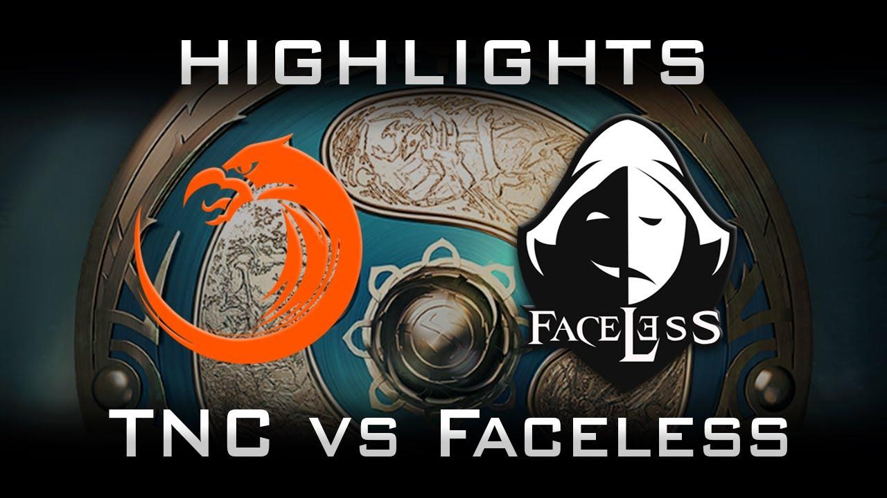 TNC vs Faceless TI7 The International 2017 SEA Highlights Dota 2