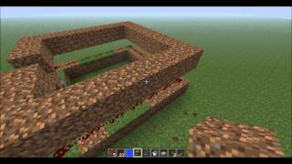 How to make a human cannon in minecraft