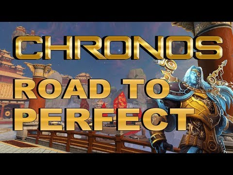 SMITE! Chronos, Continuamos la aventura! Road to Perfect #2