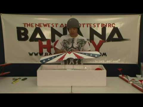 Pitts Aerobatic RC Electric Biplane RTF!  What's in the Box Review! Made by BlitzRCworks!