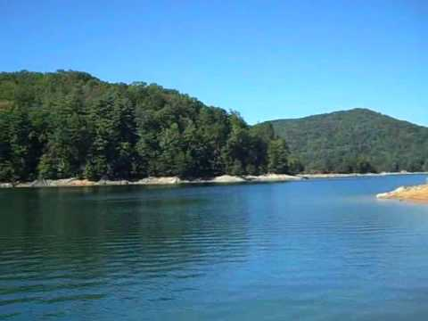 Lake Jocassee, Devils Fork State Park, South Carolina