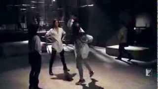 Kamli Making Of Kamli Dance Katrina Kaif Steps Of Kamli Song Dhoom 3