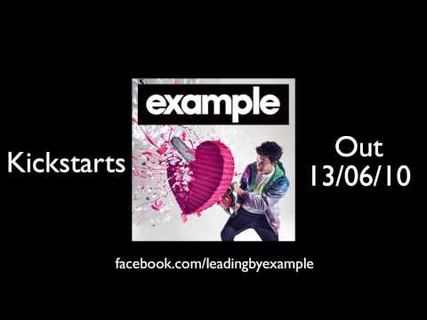 Example - 'Kickstarts' (Audio Only)