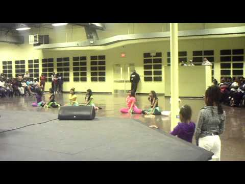 Memphis Business Academy 2012 Jamboree (MBS 1st Performance)