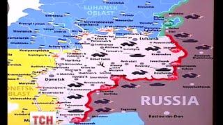 Бойовики ЛНР заборонили місіє ОБСЄ наближатися до українсько-російського кордону - (видео)
