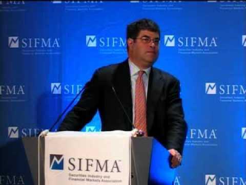 SIFMA's Regulatory Reform Summit: Neal Wolin, U.S. Treasury