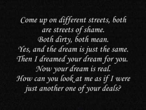 Dire Straits Mark Knopfler Your Latest Trick Irish Boy The Road