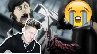 THE WORST YET | All Deaths in Terra Formars (Uncensored) REACTION | Most brutal anime deaths
