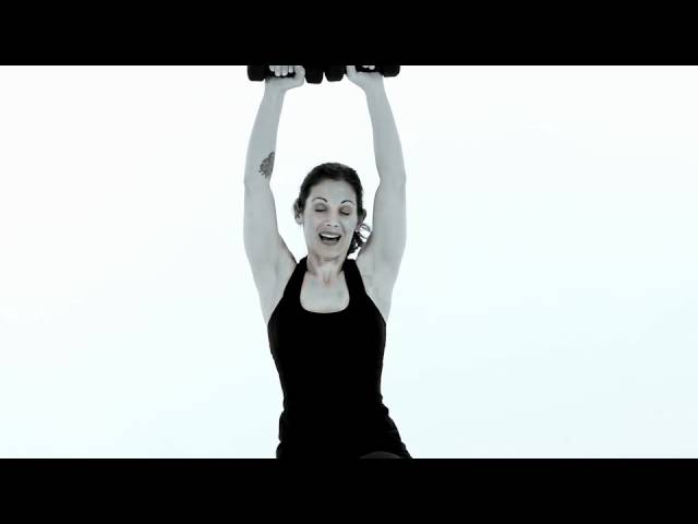 Xen Strength Yoga with Weights DVD trailer