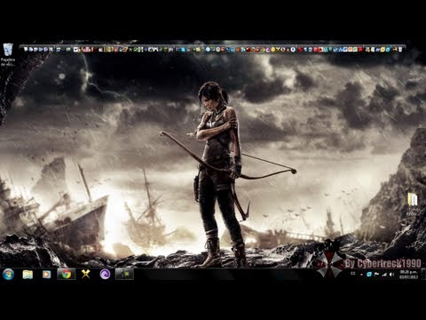 Descargar e instalar Tomb Raider 2013 en Español PC - HD