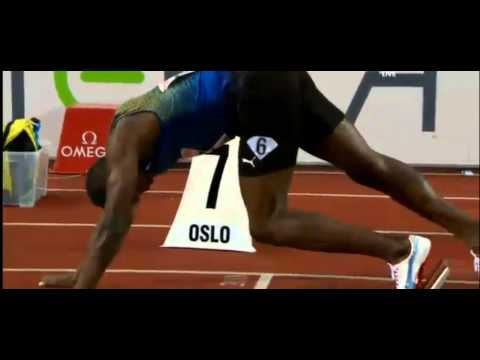 Usain Bolt 200m 19.79 WL - Oslo Diamond League 2013