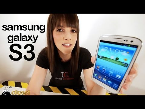 Samsung Galaxy SIII S3 i9300 #Videorama