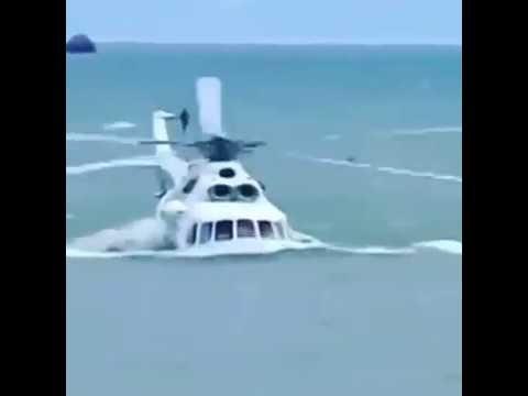 Уникальный подводно-космический вертолет России | Украина сегодня