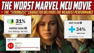 Pompous, Privileged and Predictable - A Captain Marvel Review and Analysis