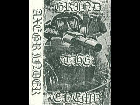 Axegrinder - Damnation Of The Living