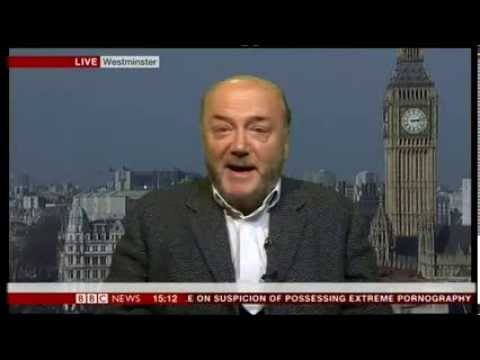 George Galloway on Tony Benn's death - BBC News - 14th March 2014