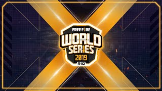 Free Fire World Series 2019 (MENA)