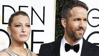 Ryan & Blake: Golden Globes Hottest Couples & Hottest Looks