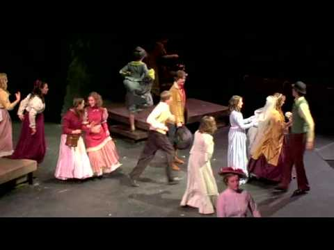 Seven Brides for Seven Brothers - Bless Your Beautiful Hide