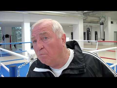 box-info.net Ulli Wegner о российской школе бокса