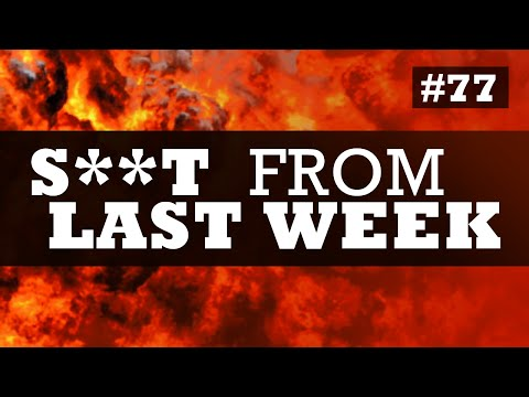 S**t From Last Week 77 (Funny GTA 5 Multiplayer and Call of Duty Moments with The Crew)