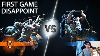 FIRST GAME DISAPPOINT - For Honor Gameplay Stream