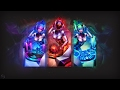 Dj Sona Ultimate on lvl 6,11,16 ingame music change. thumbnail