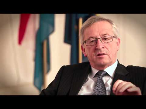 Forum - Interview Jean-Claude Juncker