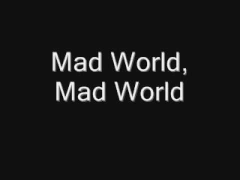 Mad World Karaoke - Gary Jules/Adam Lambert (Instrumental ONLY)
