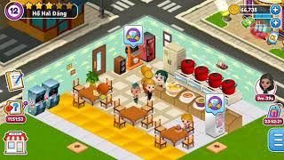 Game Cafe Land ( Nhà Hàng Vui vẻ ) #1