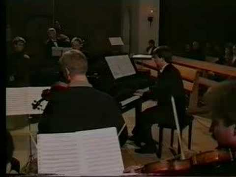 Gerald Finzi: Eclogue for Piano & Stringorchestra