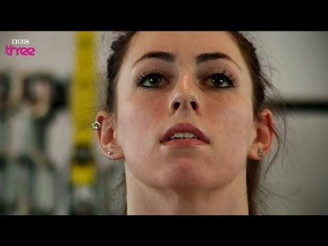 Young British Olympic weightlifting hopefuls - Girl Power: Going for Gold - BBC Three Image 1
