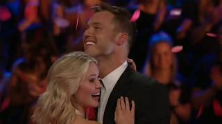 Colton, Cassie open up after 'The Bachelor' finale