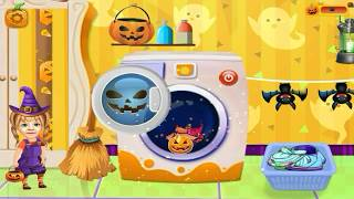 Sweet Baby Girl -  Halloween House Cleaning | Create a Clean Around | Gameplay, Trailer