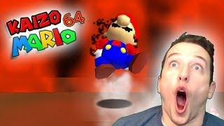 Super Mario 64...Except Bowser Is A Jerk | Kaizo Mario 64 (#2)