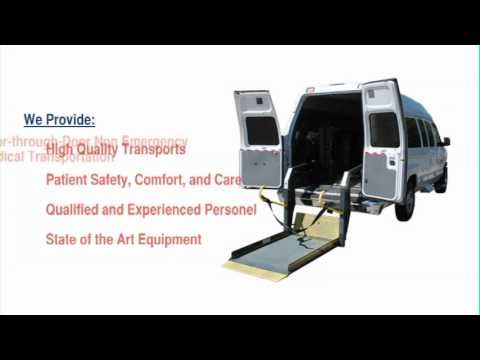 Inland Empire - non-emergency medical transportation provider TRY ACE