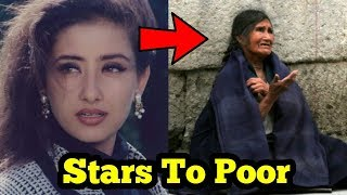 10 Indian Celebrities Who Turned Rich To Poor
