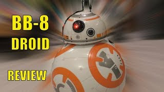 BB-8 Hero Droid From SpinMaster FULL REVIEW, You NEED to SEE This!