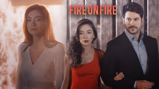 Kemal & Nihan | Fire On Fire