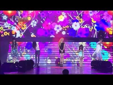120706 f(x) - Tian Mi Mi 甜蜜蜜 @ Music Bank in HK.mp4