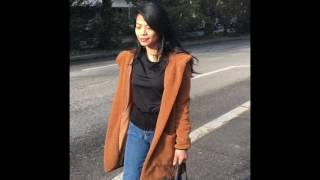 Winter lookbook | teddybear coat | mom jeans | weekend outfit