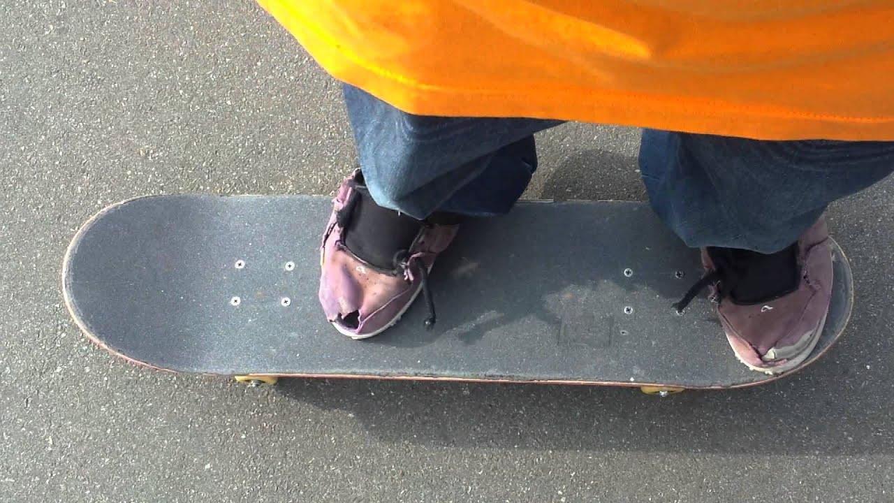 Как сделать кикфлип на скейте 832