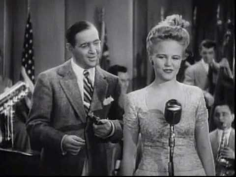 Peggy Lee and benny goodman
