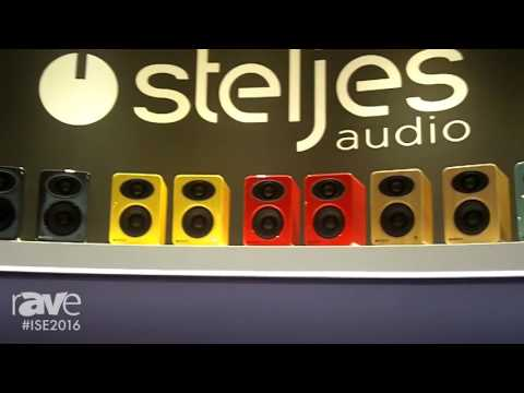 ISE 2016: Steljes Audio Launches with the NS1/NS3 Speaker and SA20/SA60 Radio