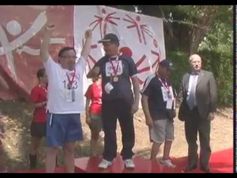 755\14 Xxx° Giochi Estivi Special Olympics Montania Prem 20\24 Giugno 2014 video