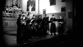 The Gregorian Voices at Saint Julien Montdenis