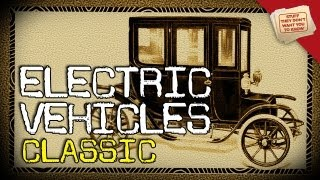 Why aren't there more electric cars? | CLASSIC
